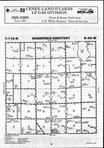 Map Image 012, Lincoln County 1990 Published by Farm and Home Publishers, LTD